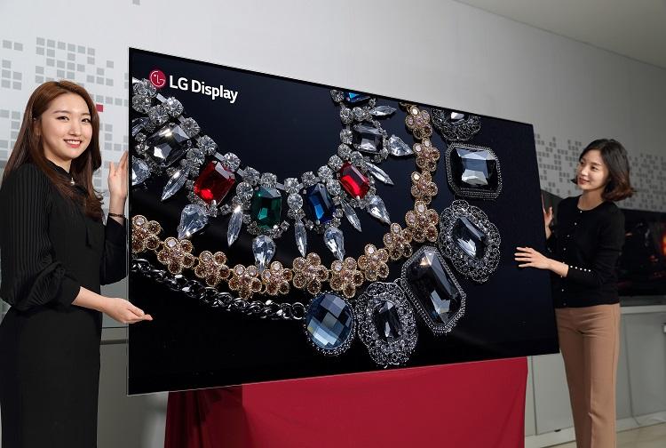 LGD 8K OLED display 2