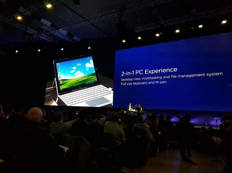 Huawei in MWC 1