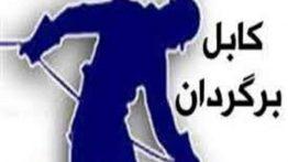 کابل برگردان – زیما