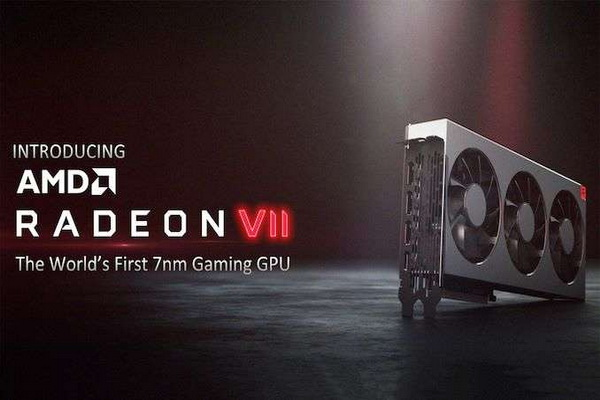 Photo of AMD Radeon VII رقیب Nvidia RTX 2080