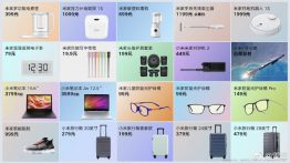 Xiaomi-20-new-products