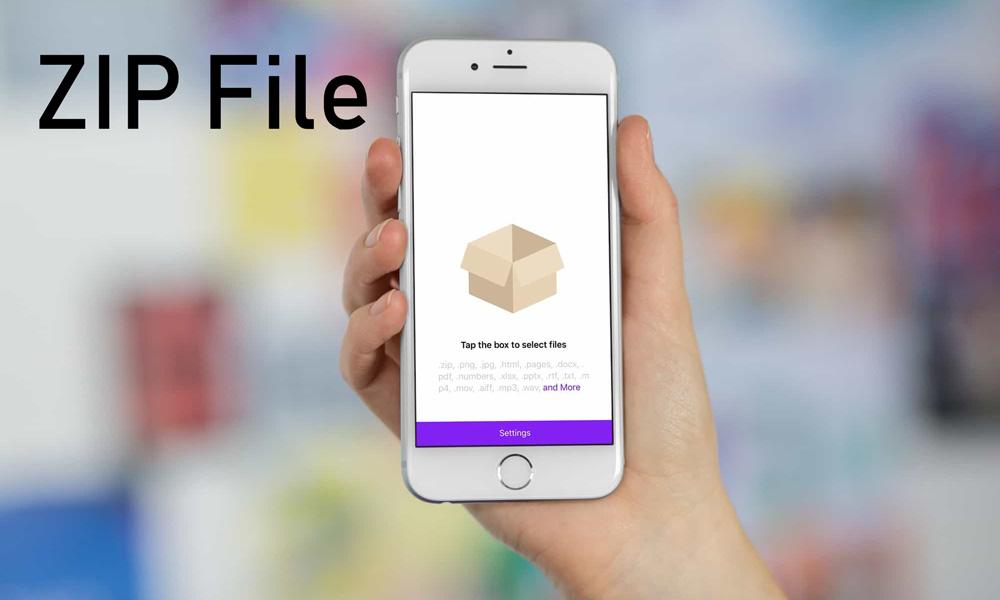 Photo of آموزش زیپ کردن فایل و عکس در گوشی اندروید و آیفون