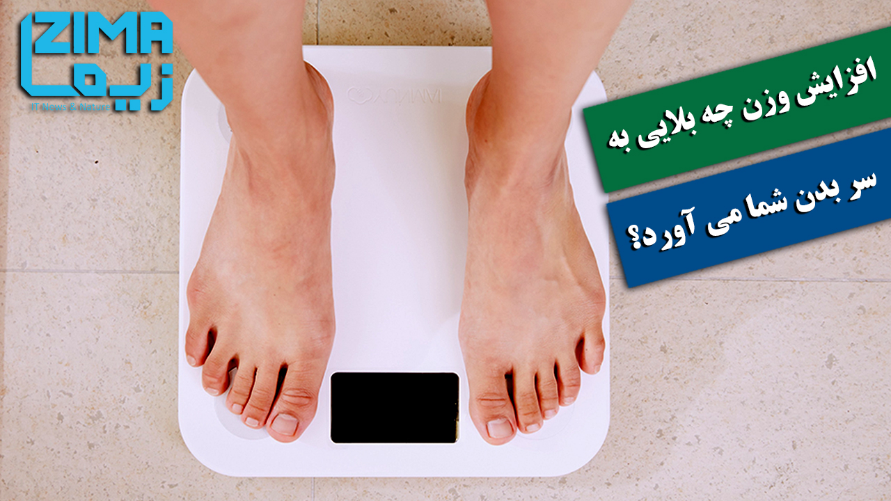 Photo of افزایش وزن چه بلایی به سر بدن شما می آورد؟