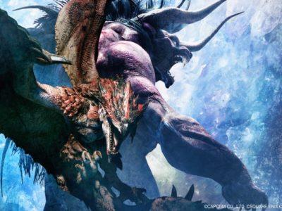 بازی Monster Hunter World