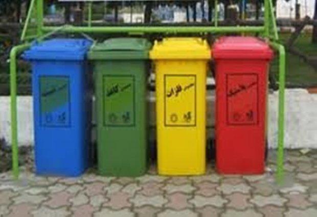 Photo of سطلهای زباله پاک و ضدمیکروب تولید شد