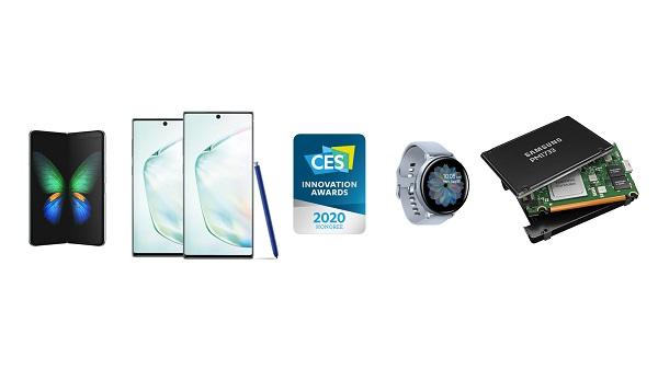 Photo of سامسونگ برنده 46 جایزه نوآوری CES 2020 شد