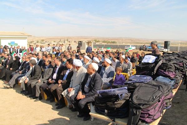 Photo of توزیع بسته های اهدایی همراه اول بین دانش آموزان منطقه محروم گلستان