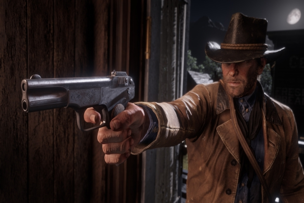 بازی Red Dead Redemption 2