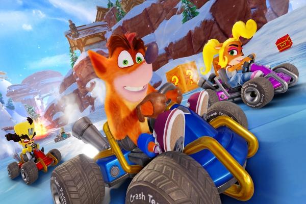 Photo of اکتیویژن احتمالاً به نسخهی جدیدی از بازی Crash Bandicoot اشاره دارد
