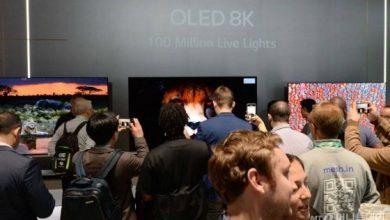 Photo of فروش فصلی تلویزیونهای OLED از مرز یکمیلیون دستگاه عبور کرد
