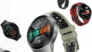 Photo of هواوی از ساعت هوشمند جی تی ۲ ای رونمایی کرد