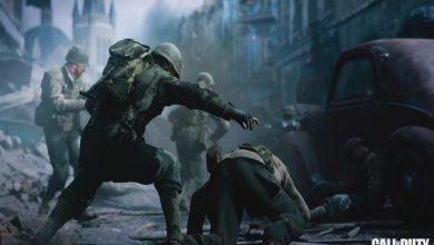 Photo of بازی Call of Duty: WWII بهطور رایگان در دسترس مشترکین پلیاستیشن پلاس قرار میگیرد