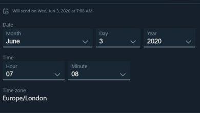 Photo of میتوانید توییت خود را در نسخه وب توییتر زمانبندی کنید