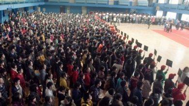 Photo of بزرگترین کنکور جهان در چین آغاز شد
