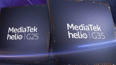 Photo of معرفی پردازندههای هلیو G25 و هلیو G35 مدیاتک برای گوشیهای گیمینگ اقتصادی
